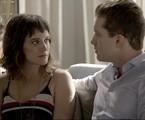 'O outro lado do paraíso': Clara (Bianca Bin) e Patrick (Thiago Fragoso) | Reprodução