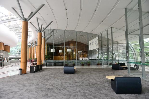 Concurso para arquitetos vai escolher projeto de revitalização de clube em Curitiba (Foto: Marcelo Krelling)