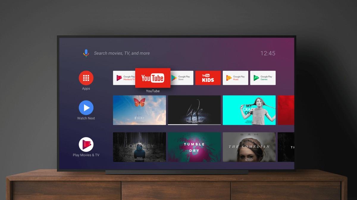 Tv Com Android E Boa Saiba Tudo Sobre O Sistema Do Google Tvs Techtudo
