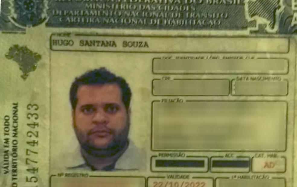 Hugo era servidor da prefeitura de Porto Seguro — Foto: Site Na Mídia News