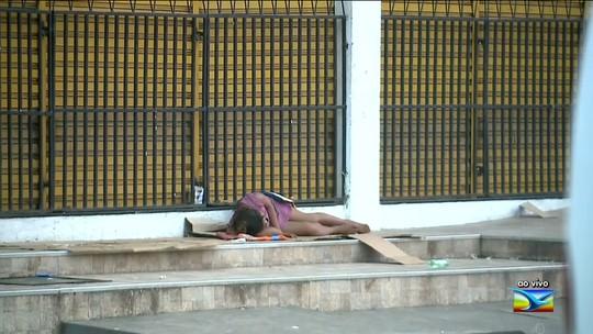 Maranhão é o 5º em violência contra moradores de rua no Nordeste