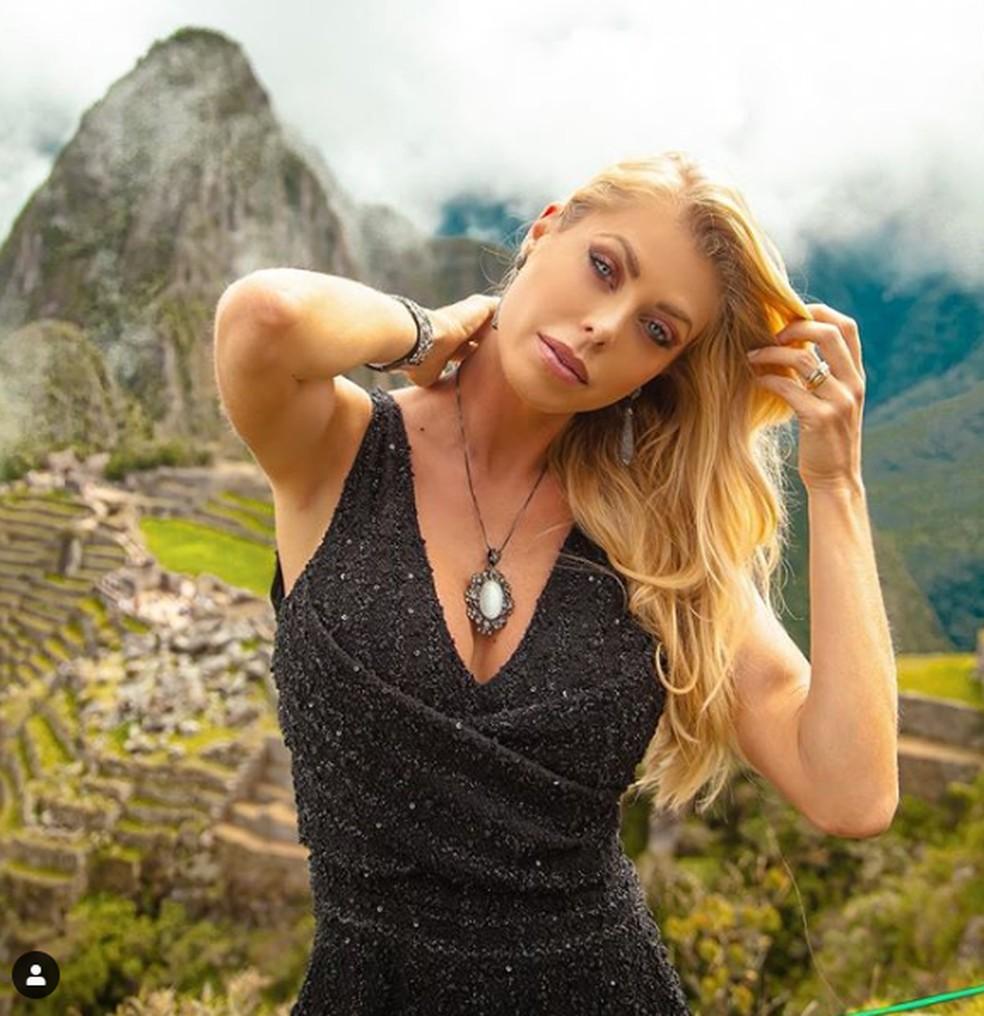 Caroline Bittencourt — Foto: Instagram/Reprodução