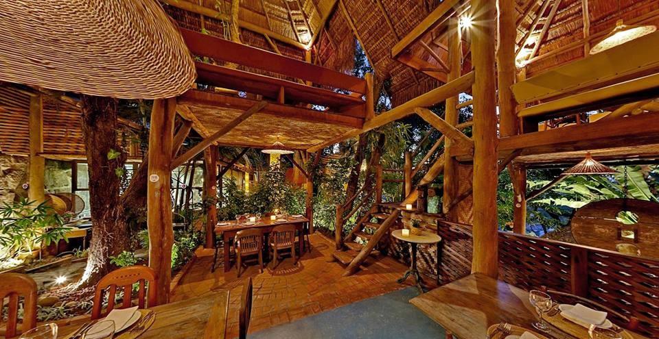 Restaurante Aprazível, em Santa Teresa