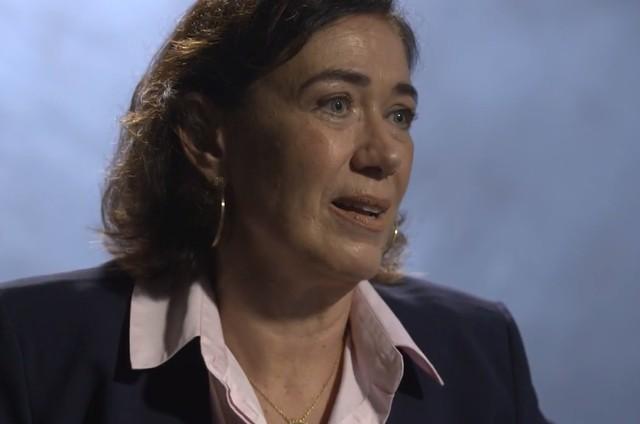 Lilia Cabral em 'Amigos, sons e palavras' (Foto: Reprodução/Canal Brasil)