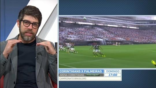 """Juninho explica Palmeiras forte após saída de Cuca: """"Treinador estrela não dá mais"""""""