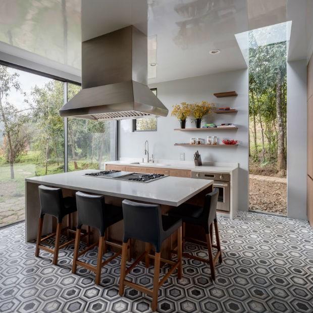 Casa Bruma é composta por nove blocos (Foto: Divulgação / Rafael Gamo)