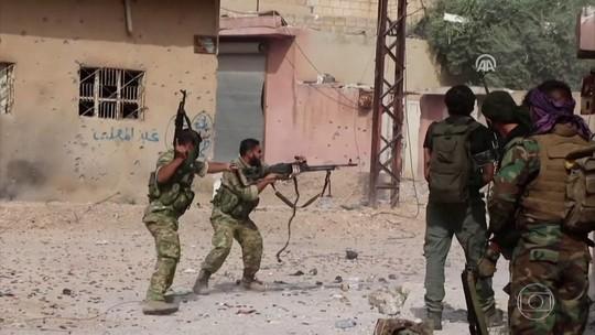 Cessar-fogo no norte da Síria dura apenas 24 horas
