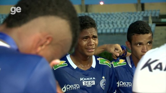 Parnahyba agradece gesto de dirigente do Galo, que consolou choro do time rival