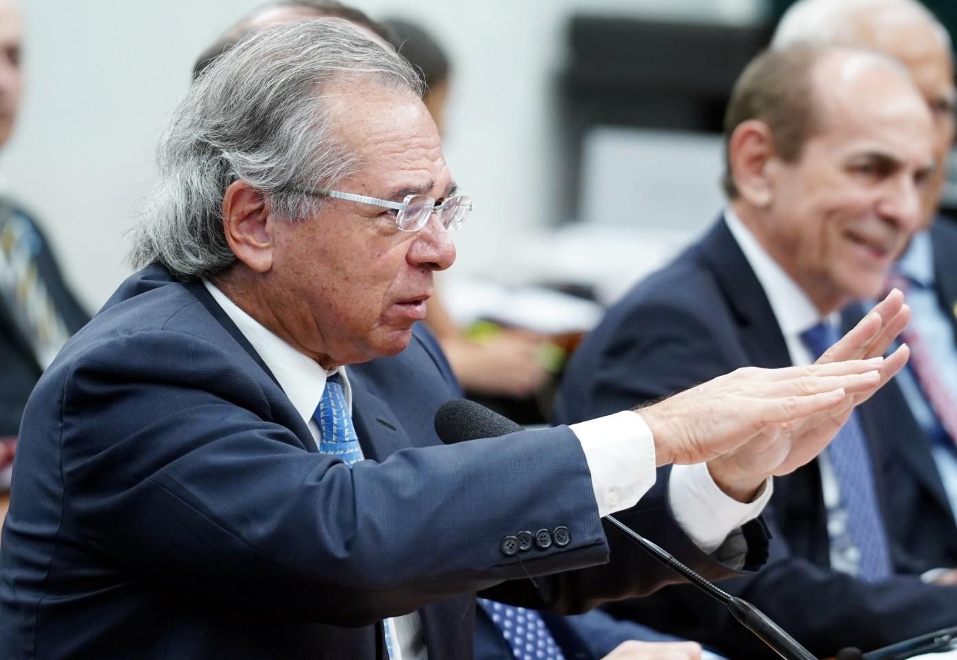 Ministério da Economia pedirá que PF investigue suposta invasão de celular de Paulo Guedes - Notícias - Plantão Diário