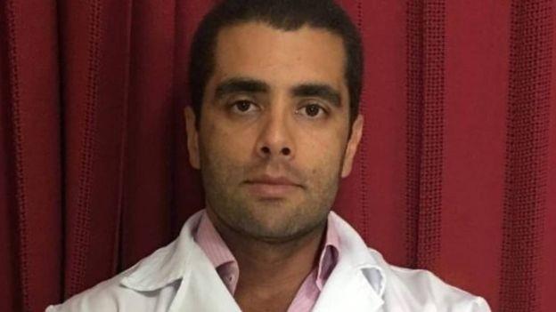 CRM cassa registro profissional do Dr. Bumbum no DF