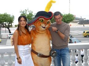 Gato De Botas Nao E Sequencia De Shrek Diz Antonio Banderas
