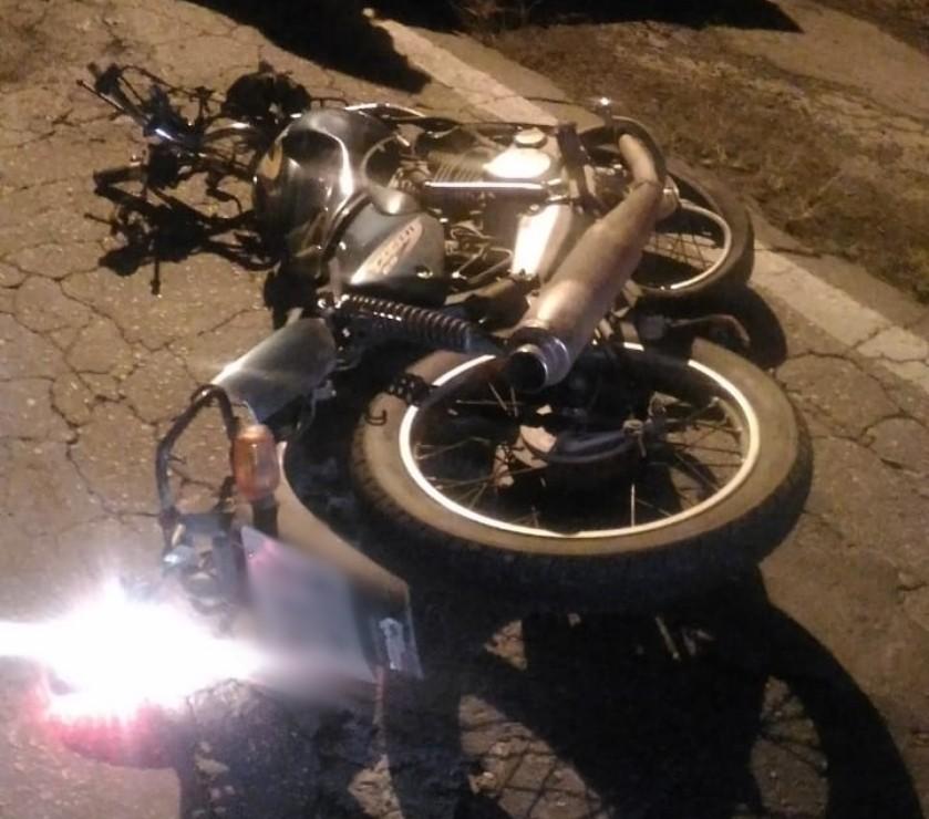 Motociclista morre após colisão com carro na SC-412 em Gaspar - Notícias - Plantão Diário