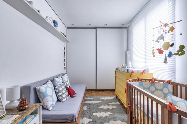Apartamento da influencer Lala Rebelo é todo inspirado em viagens (Foto: Rafael Renzo/Divulgação)