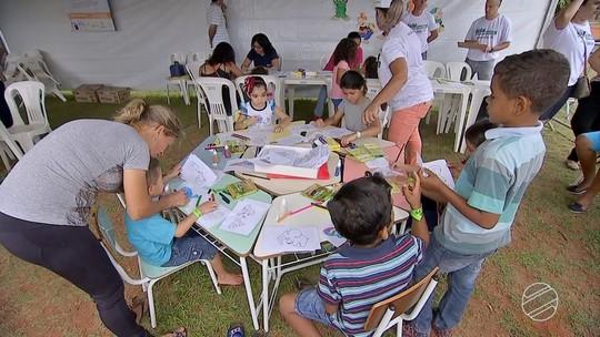 Ação Cidadania faz mais de 4 mil atendimentos em Aparecida do Taboado, MS