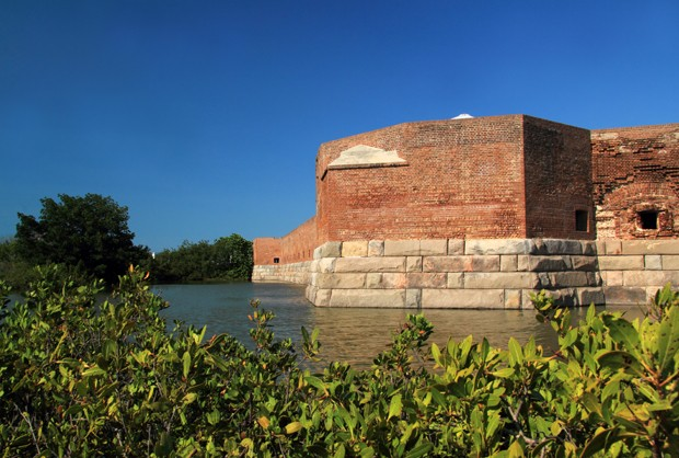 Fort Zachary Taylor Historic State Park in Key West, Florida Keys (Foto: Getty Images/iStockphoto)