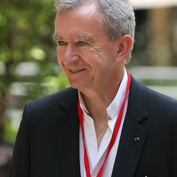 Bernard Arnault, CEO da LVMH (Foto: Getty Images)