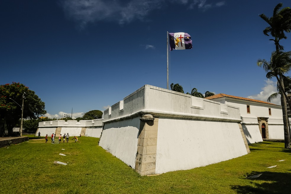 Museu da Cidade do Recife funciona das 9h às 16h no feriado — Foto: Andréa Rêgo Barros/PCR/Divulgação