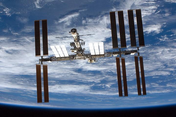 Estação Espacial Internacional (EEI) (Foto: NASA Photograph/S126-E-014918)