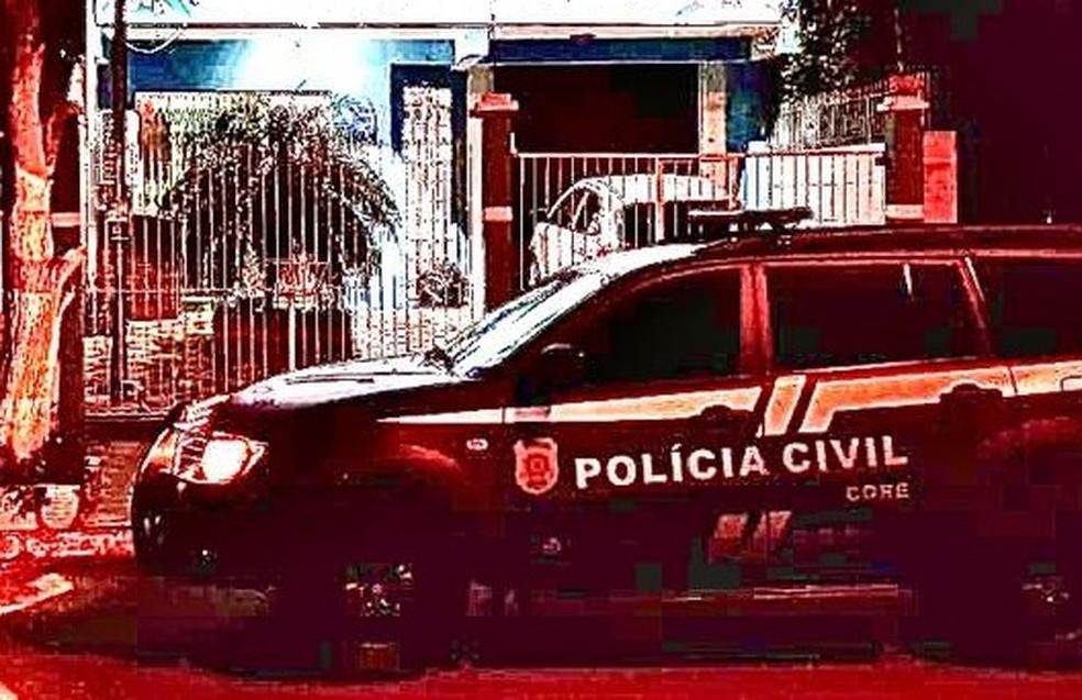Polícia encontrou jovem na Região Metropolitana de Porto Alegre  — Foto: Divulgação/Polícia Civil