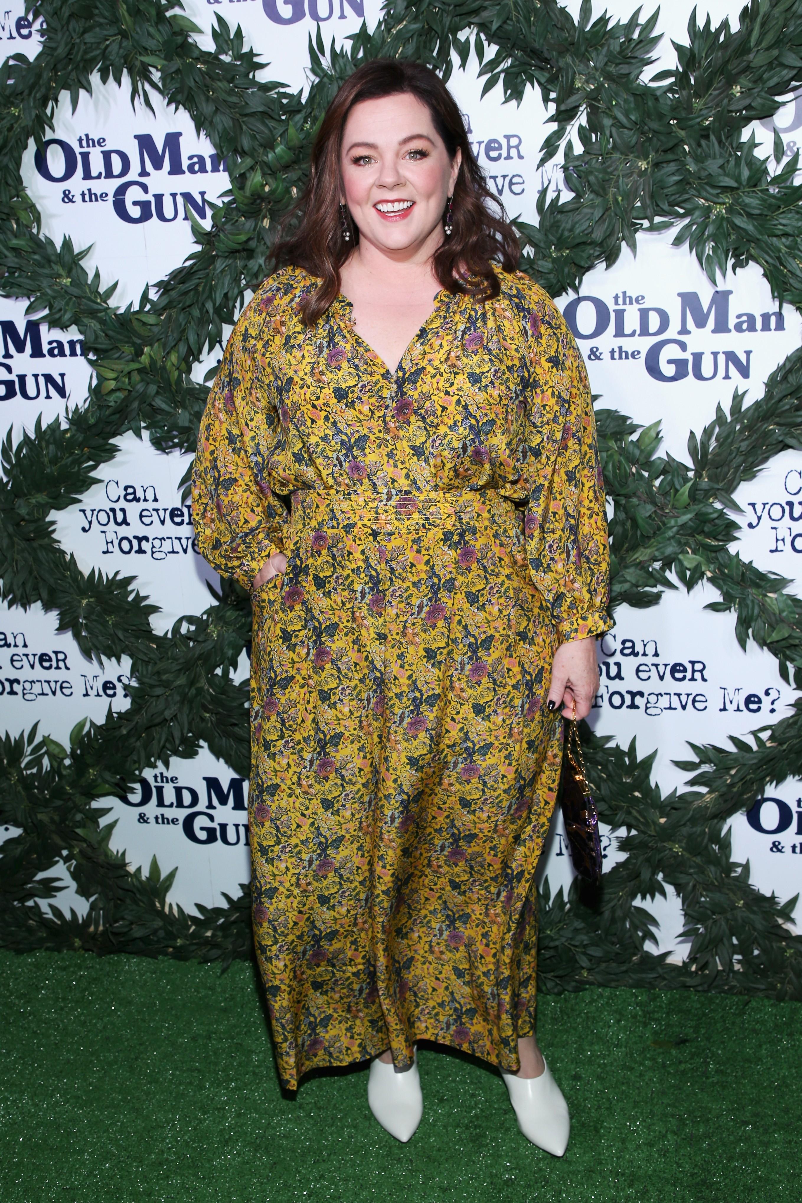 A atriz Melissa McCarthy (Foto: Getty Images)