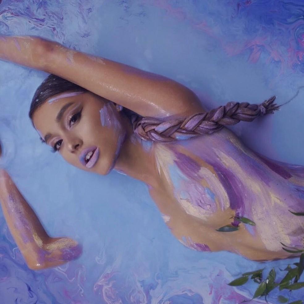 -  Ariana Grande  Foto: Reprodução/Instagram