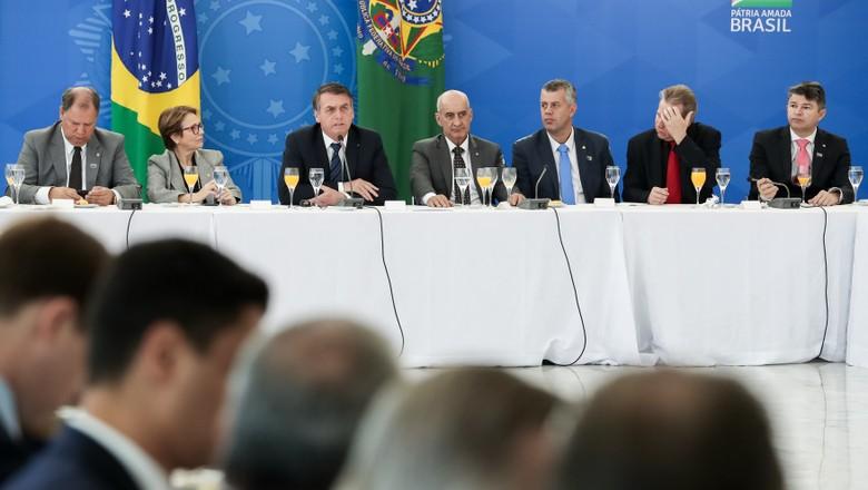 politica-fpa-bolsonaro (Foto: FPA)