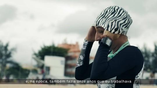 Conheça Adriele Silva, a determinada paratriatleta que encontrou a redenção no esporte