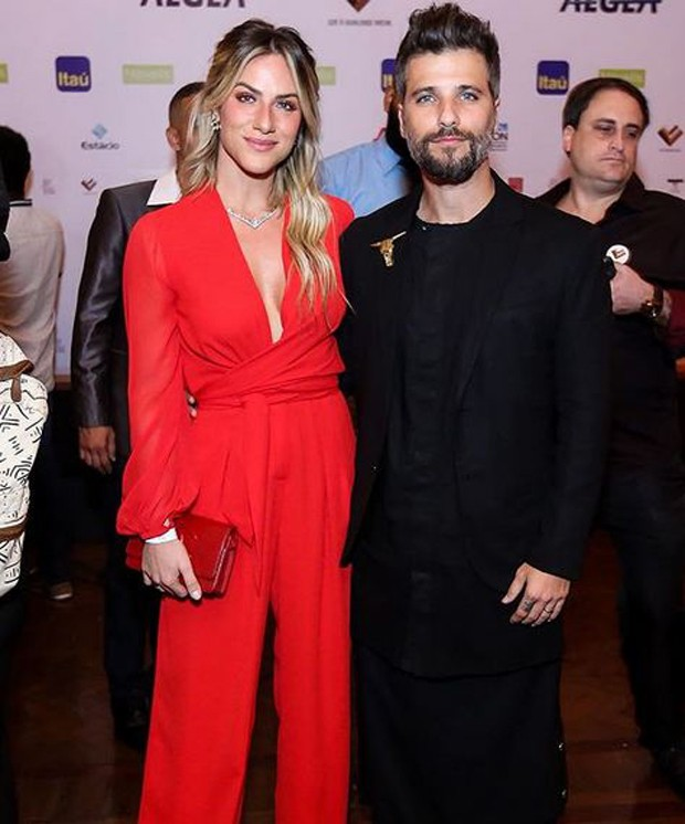 Giovanna Ewbank e Bruno Gagliasso (Foto: Reprodução/Instagram)