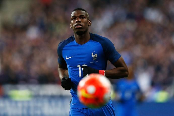 Pogba França (Foto: Getty Images)