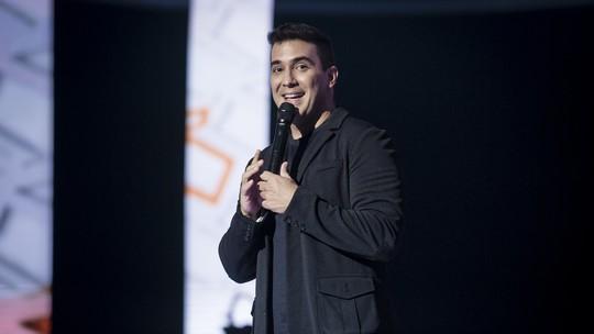 André Marques comemora indicação do 'The Voice Kids' ao Emmy e diz: 'Tenho o maior orgulho'