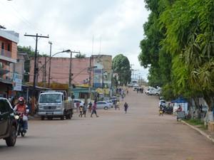Oiapoque registra casos confirmados da doença (Foto: Abinoan Santiago/G1)