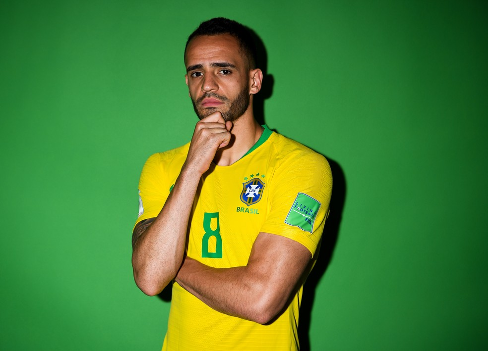 Renato Augusto (Foto: David Ramos - FIFA/FIFA via Getty Images)