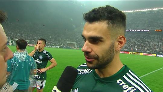 Bruno Henrique fala da importância da vitória contra o Corinthians