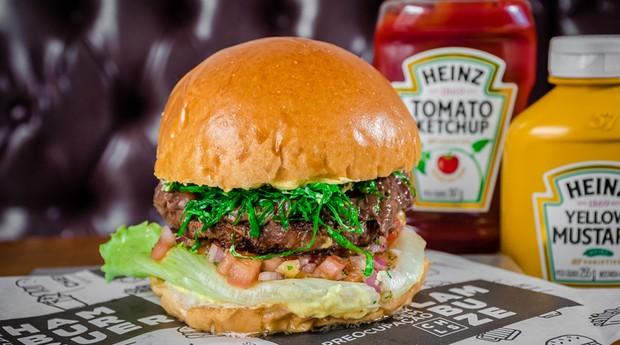 O hambúrguer vai custar R$ 27,90 no Burger Fest (Foto: Divulgação)