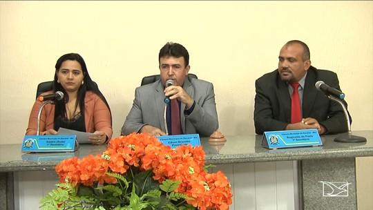 Vice-prefeito não comparece a posse em Bacabal