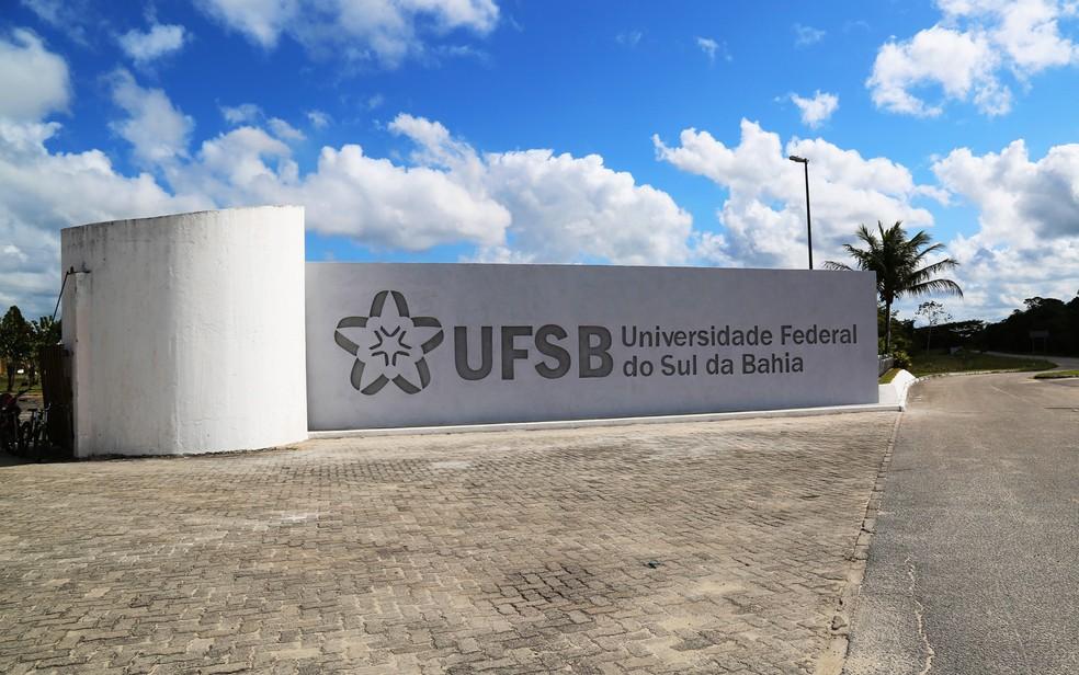 UFSB suspende viagens de alunos e tira ar-condicionados após contingenciamentos de orçamentos da Educação — Foto:  Divulgação/ UFSB