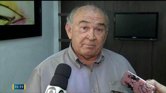 """Presidente do Caiçara lamenta falhas na entrega de laudos: """"Coisas aos pedaços"""""""