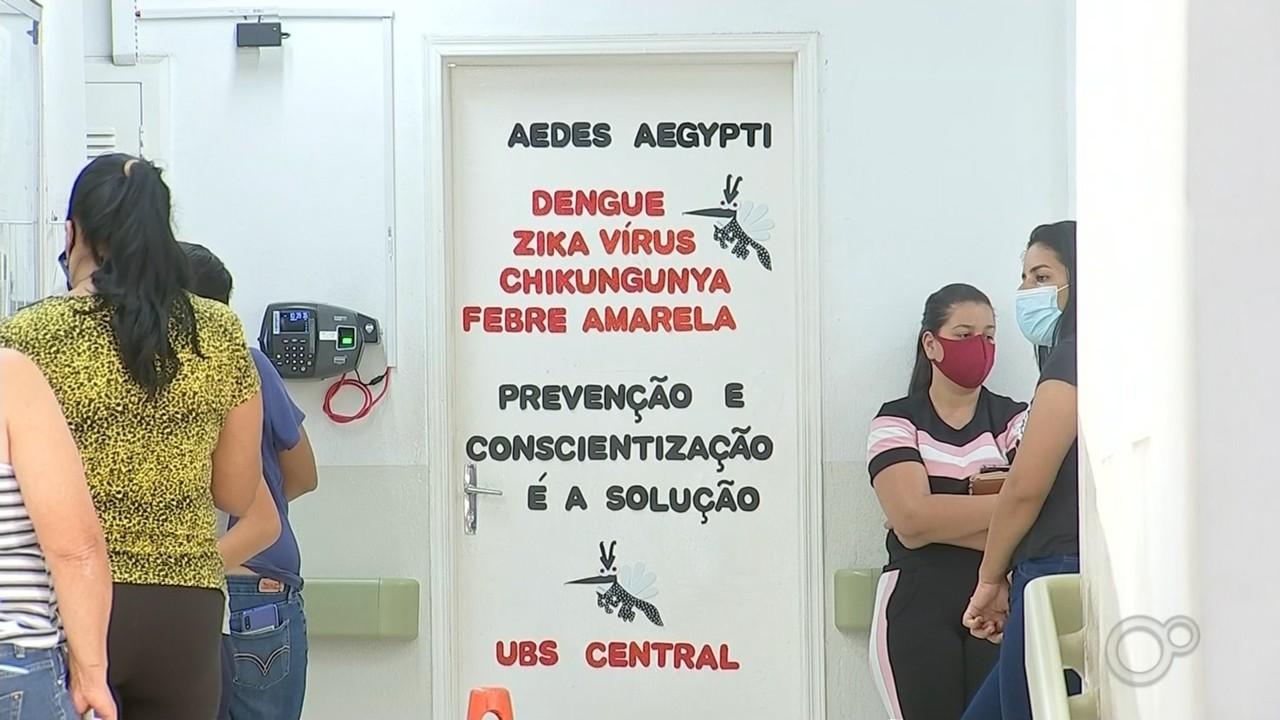 Aumento no número dos casos de dengue sobrecarrega sistema de saúde em Tatuí