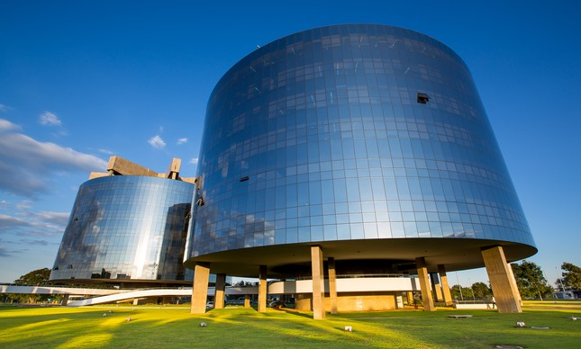 A sede da Procuradoria-Geral da República (PGR)