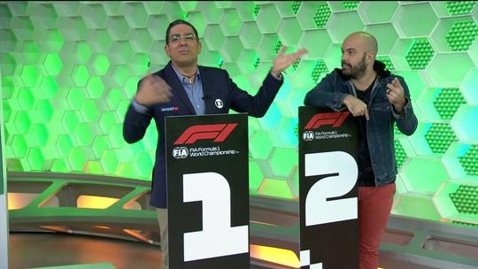 Marcelo Adnet invade Esporte Espetacular com Soy loco por Copa América e ajuda Lucas Gutierrez