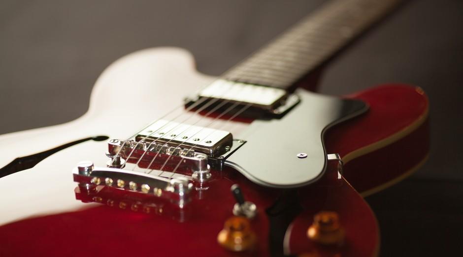 Guitarra (Foto: Pexels)