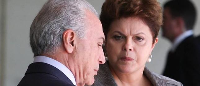 Michel Temer e Dilma Rousseff (Foto: Divulgação)