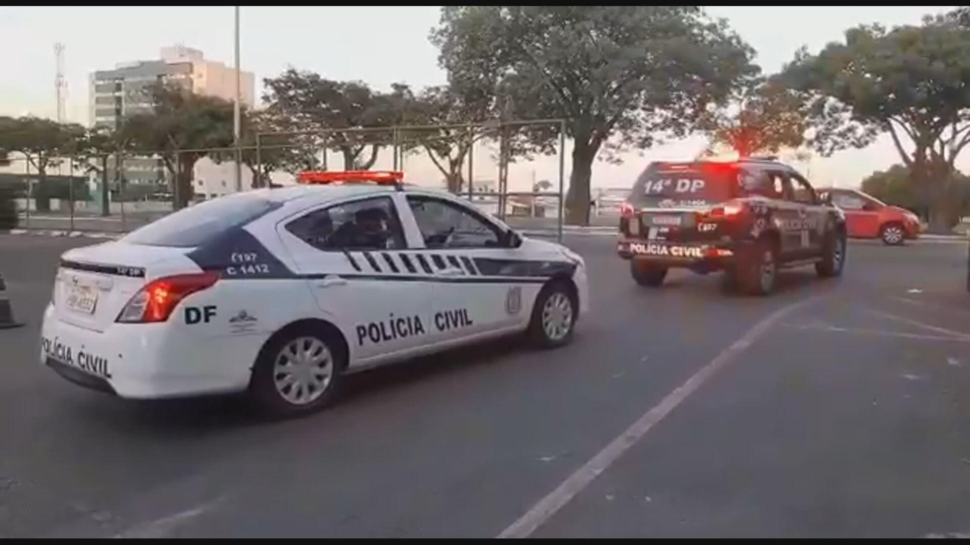 Ex-PM é preso suspeito de aplicar golpe em idoso no DF; prejuízo é estimado em R$ 80 mil