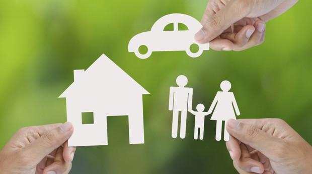 seguro; casa; carro;  (Foto: ThinkStock)