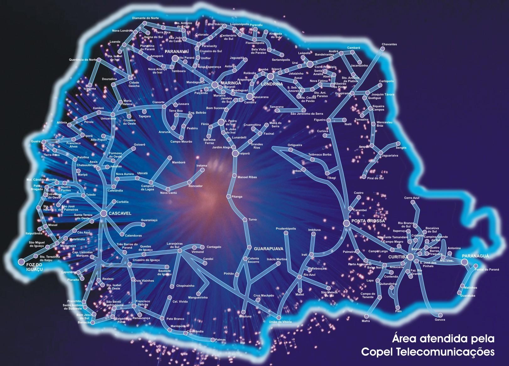 Estudo sobre a privatização da Copel Telecom aponta que empresa é lucrativa