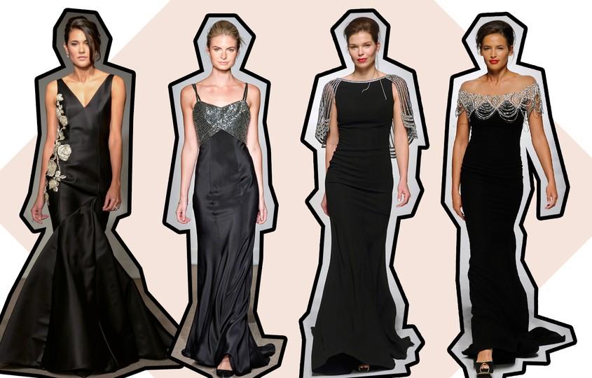 eb98e6bd8 Vestidos de festa  15 looks pretos atemporais para convidadas