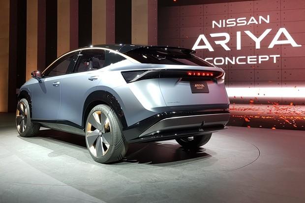 Nissan Arya (Foto: Ulisses Cavalcante/Autoesporte)