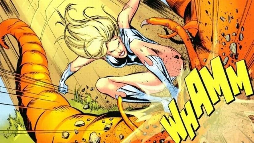 Sonhadora nos quadrinhos da DC - personagem fará parte da quarta temporada de Supergirl (Foto: Divulgação)