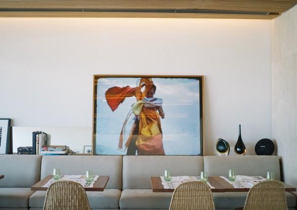 Restaurante do hotel (Foto: Divulgação)