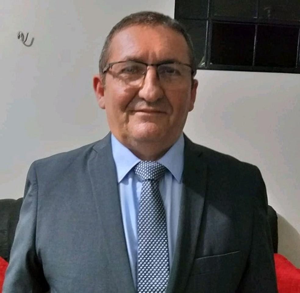 Saindicato dos Policiais Civis divulgou nota de pesar pela morte do escrivão — Foto: Arquivo pessoal